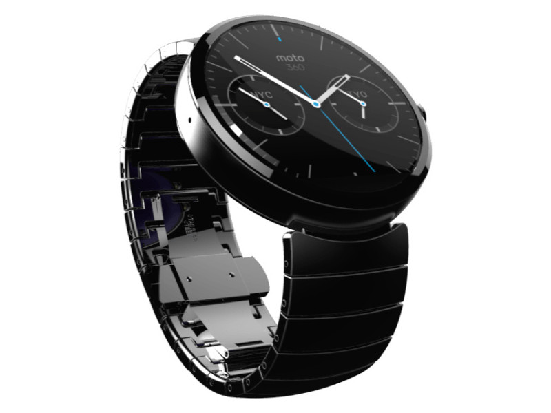 Moto 360 Android Wear 5-1-1