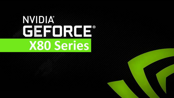 NVIDIA GeForce X80