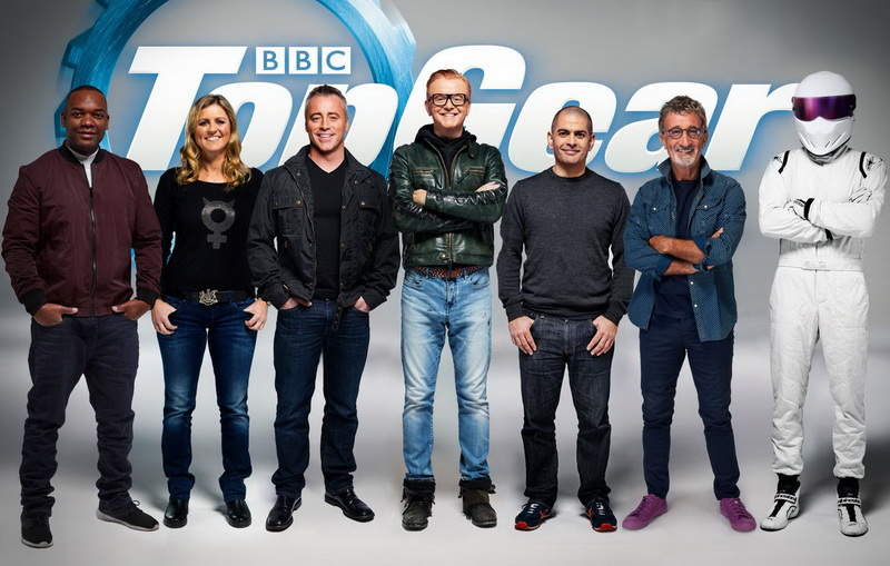 Nowy Top Gear