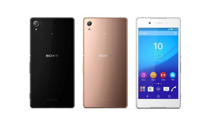 Official Xperia Z4