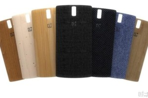 OnePlus One smartfon back covers
