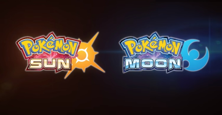 Pokemon Sun and Pokemon Moon