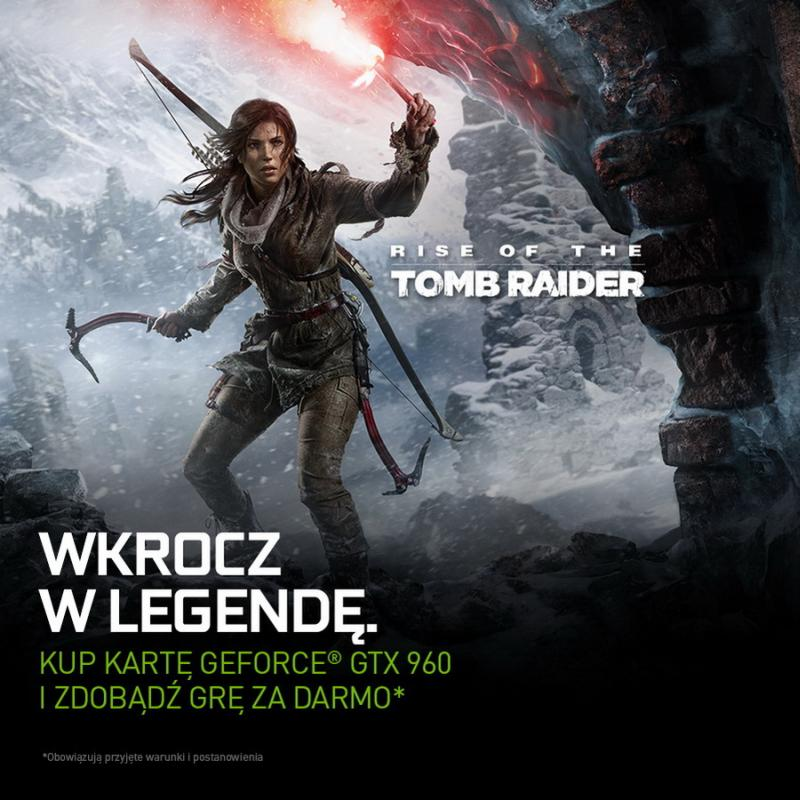 Rise of the Tomb Raider - NVIDIA