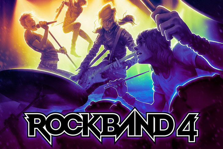 Rock Band gra