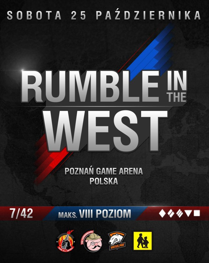 Rumble in the West - Gwiazdy Esportu na PGA 2014