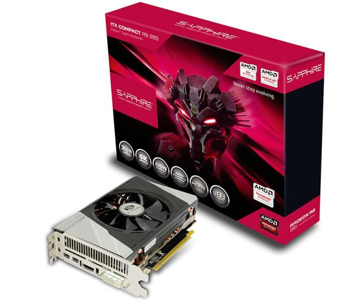SAPPHIRE R9 285 ITX Compact 01