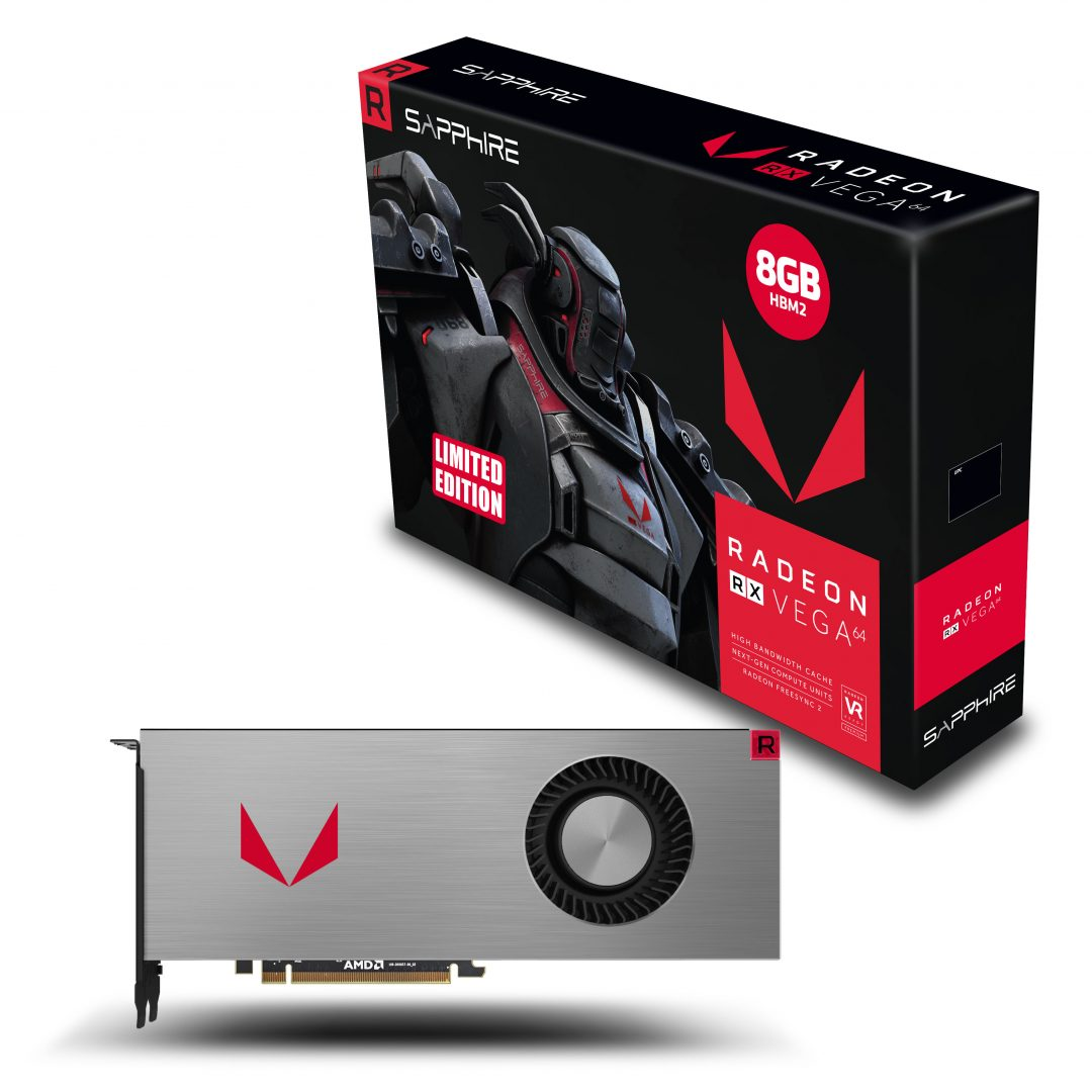 SAPPHIRE RX VEGA 64 Limited Edition 01