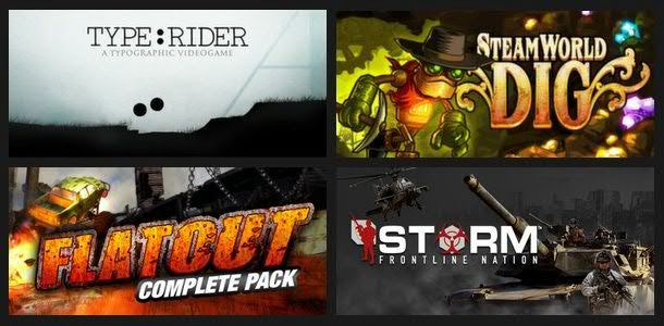STEAM - Weeklong Deals - Tech Dice