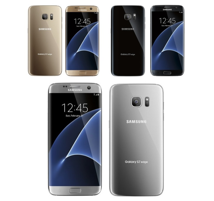 Samsung Galaxy S7 Edge 01