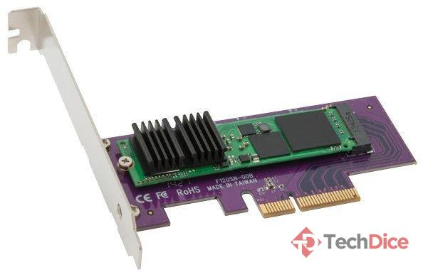 Sonnet Tempo SSD PCIe 512 GB 01