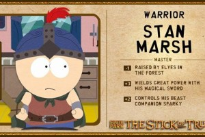 outh Park The Stick Of Truth Warrior