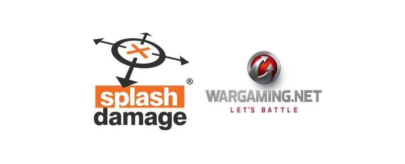 Splash Damage Wargaming.net logo