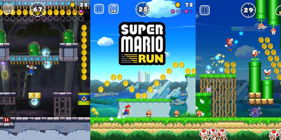 Super Mario Run Android 01