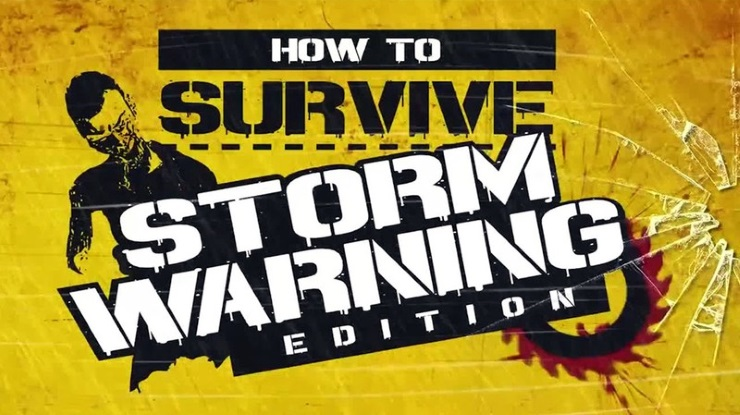 Survive Storm Warning Edition