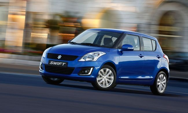 Suzuki Swift 01