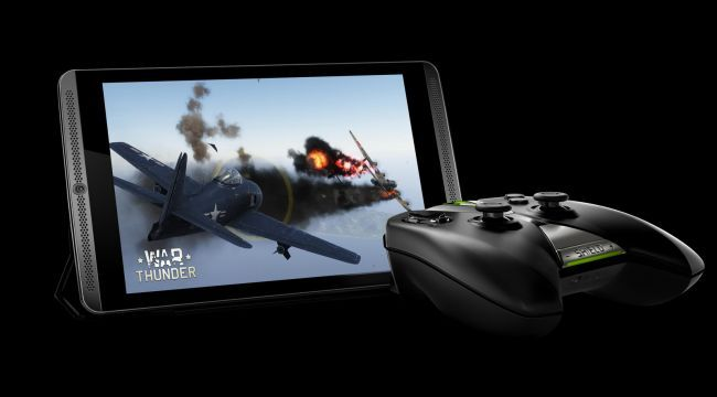 Tablet NVIDIA SHIELD - big photo