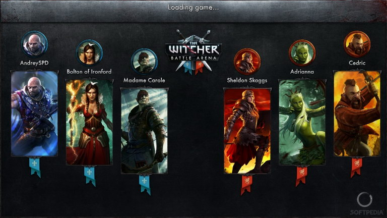 The witcher battle arena 01