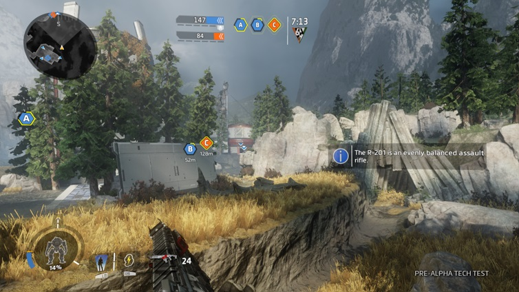 Titanfall 2 Multiplayer technical test 02