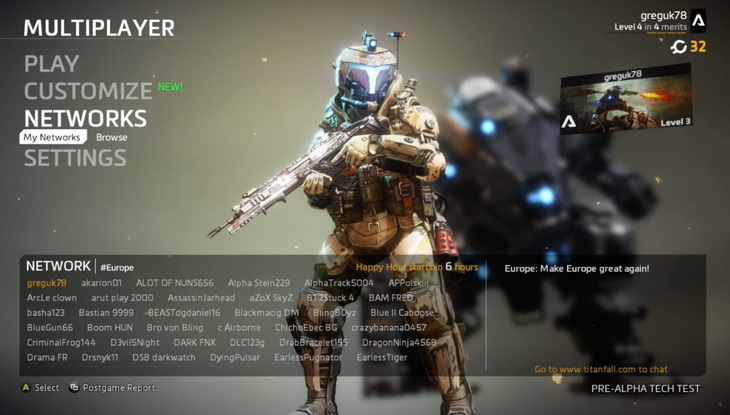 Titanfall 2 Multiplayer technical test 12