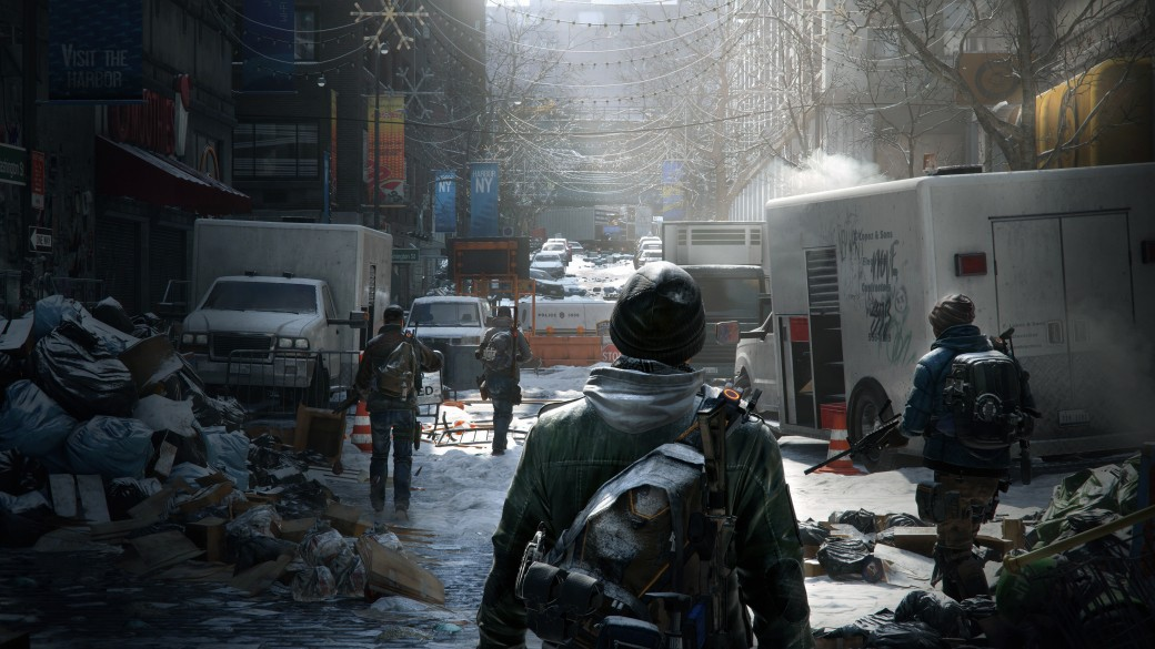 Tom Clancy's The Division - promocja NVIDIA 04