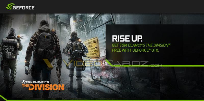 Tom Clancy's The Division - promocja NVIDIA