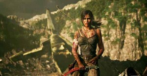 Tomb Raider-2013 Lara Croft
