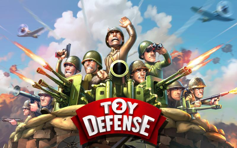 Toy Defense 2 logo