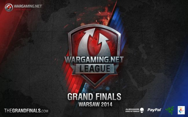 Wargaming.net League - Grand Finals Warsaw 2014