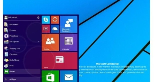 Windows 9 preview 01