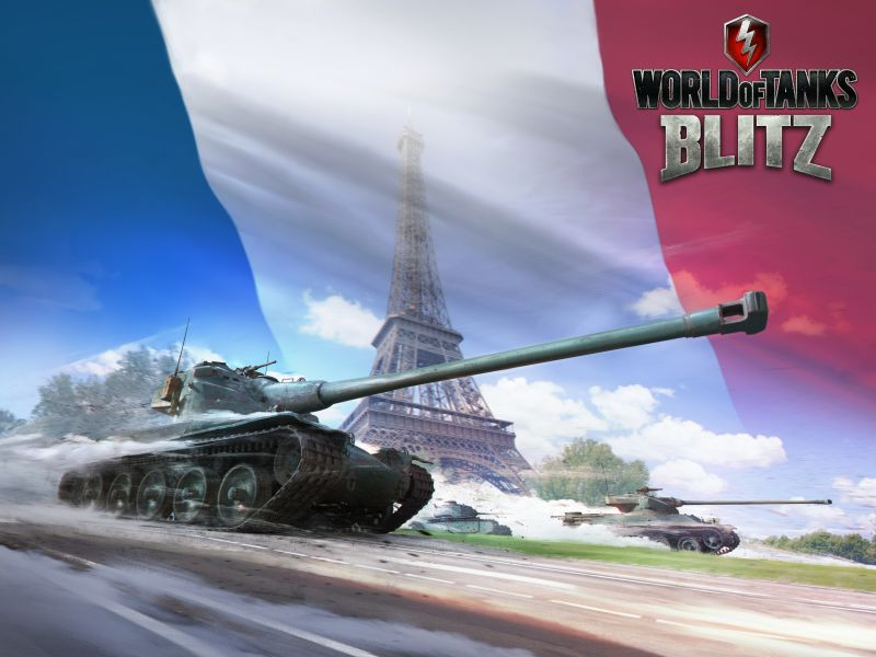 World of Tanks Blitz - Francja 01
