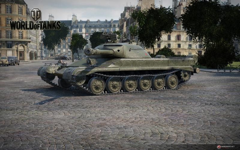 World of Tanks T-22 01