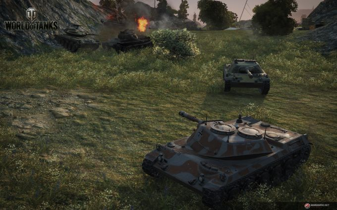 World of Tanks Update 9.3 photo 1