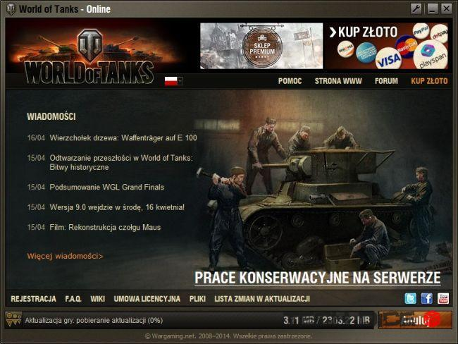 World of Tanks - aktualizacja 9.0 photo 1