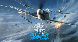 World of Warplanes 2.0 artwork 01
