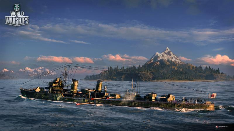 World of Warships 01