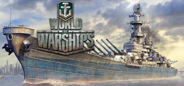World of Warships background