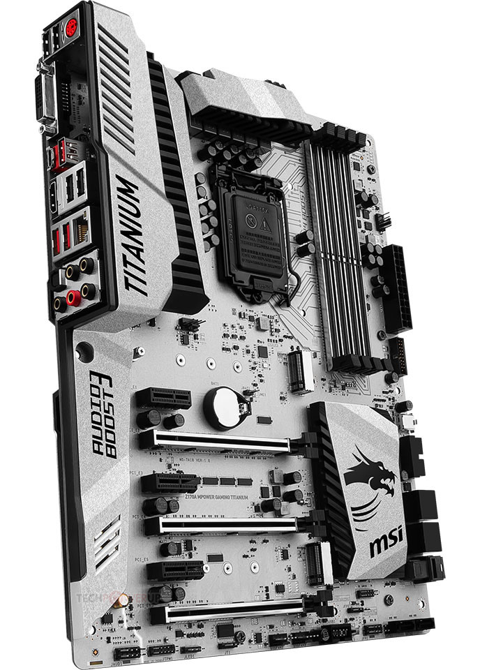 Z170A MPower Gaming Titanium