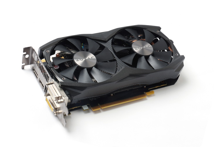 ZOTAC GeForce GTX 950 AMP Edition 01