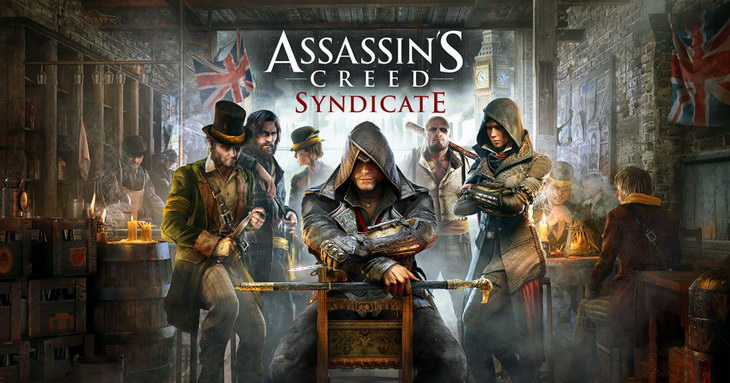 assasins creed sindicate