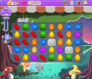 Candy Crush Saga Dreamworld