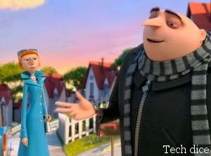 Despicable me 2 Lucy Wilde