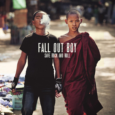 Fall out boy Save the Rock and Roll