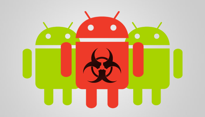 groźny malware android