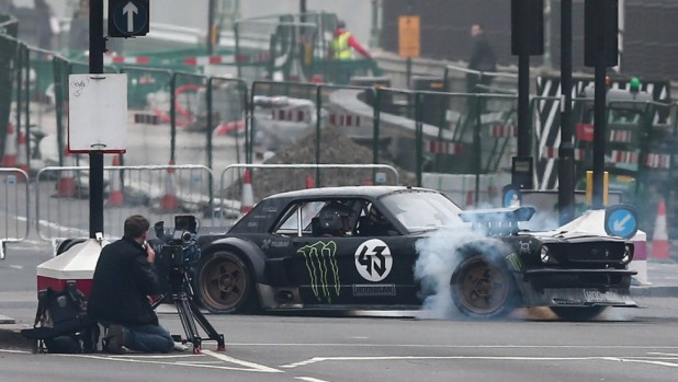 nowy top gear Ken Block