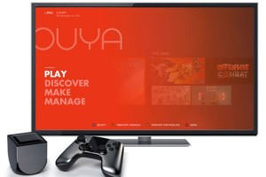 ouya- interfejs