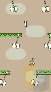 swing copters poziom