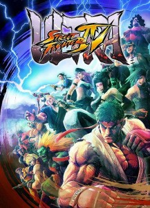 ultra street fighter4 poster