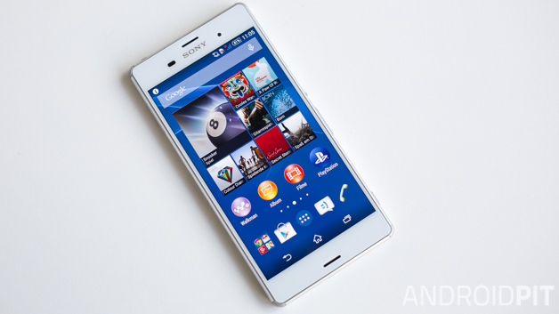 xperia Z3 android lollipop