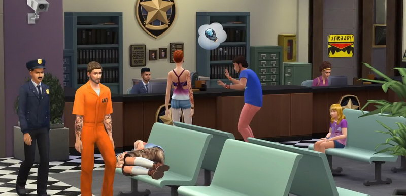 sims 4 get to work expansion