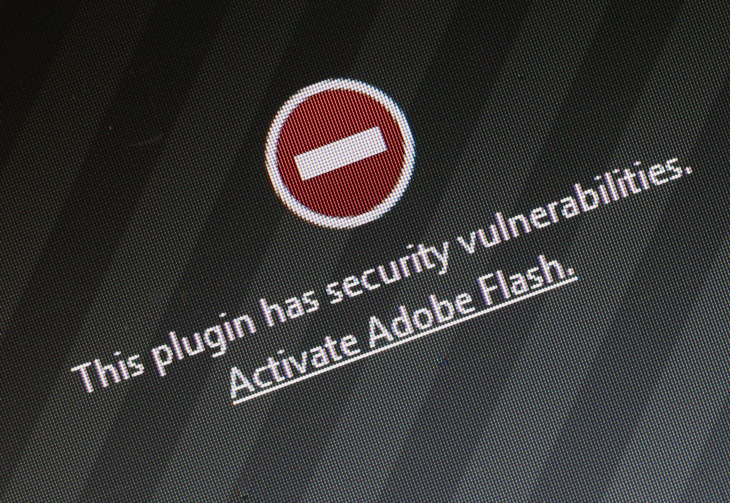Adobe Flash patch released